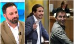 Abascal, Iglesias y Otegui
