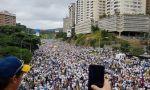 Venezuela. La Iglesia apoyó la manifestación por el referéndum revocatorio de Maduro