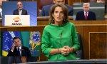 Ribera, Brufau, Trump y Bolsonaro