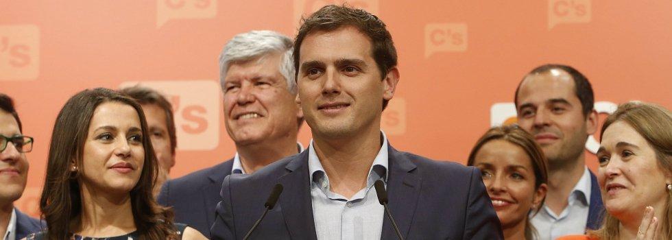 El NOM abandona a Rivera quiere que Arrimadas le sustituya