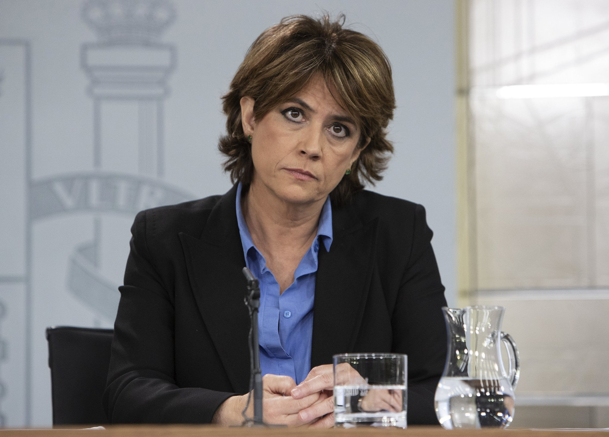 """Dolores Delgado, la ministra que calificó de """"maricón"""" al ministro Marlaska, castigada, un año después"""