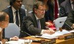 Consejo de Seguridad de la ONU: Rajoy se divorcia de los cristianos