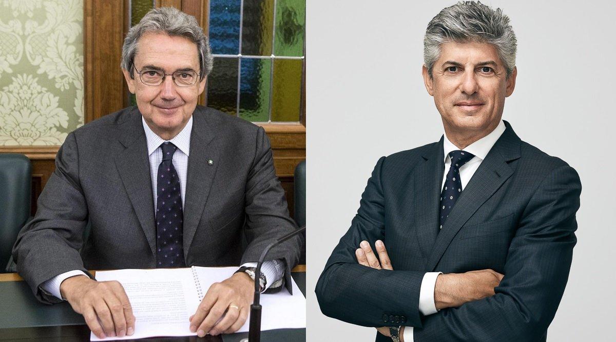 Franco Bernabé toma el relevo a Marco Patuano en la presidencia de Cellnex