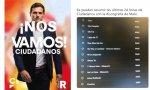 España en memes. Drama en Ciudadanos