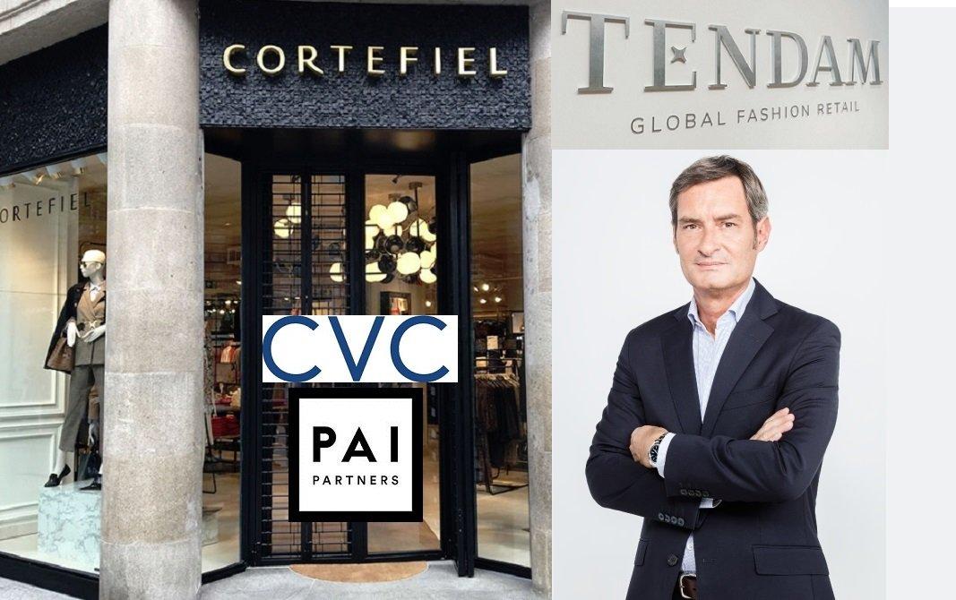 Jaume Miquel, presidente y CEO del grupo Tendam (Cortefiel, Pedro del Hierro, Springfield, Women'secret y Fifty)