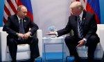 Trump y Putin en el G 20