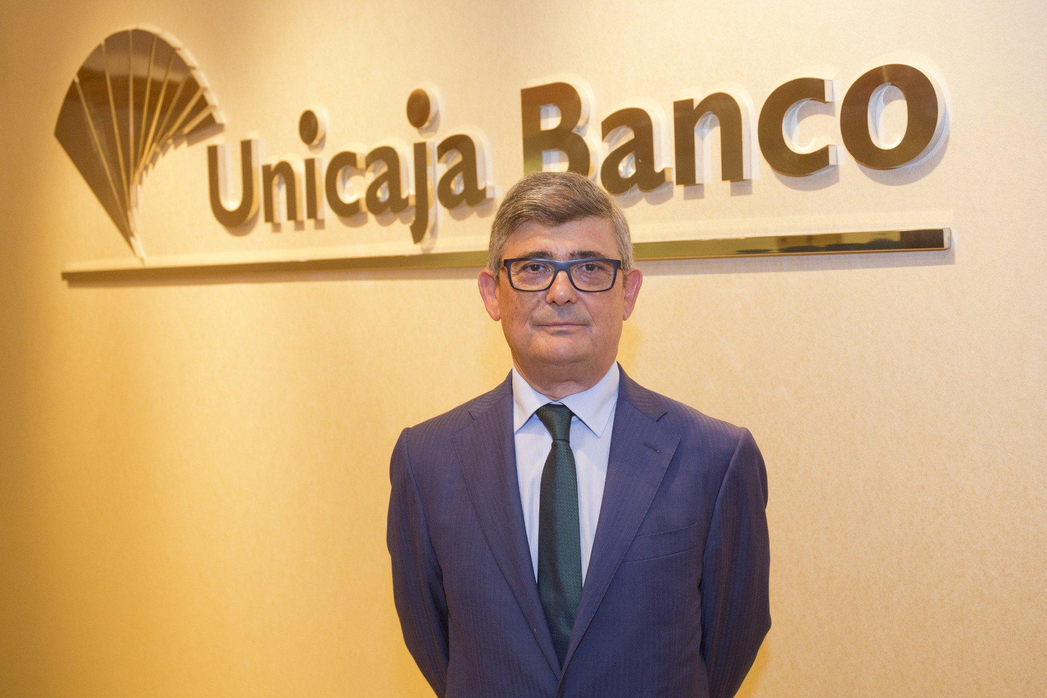 Angel Rodríguez de Gracia, nuevo CEO de Unicaja Banco. ¿Ha comenzado la sucesión?