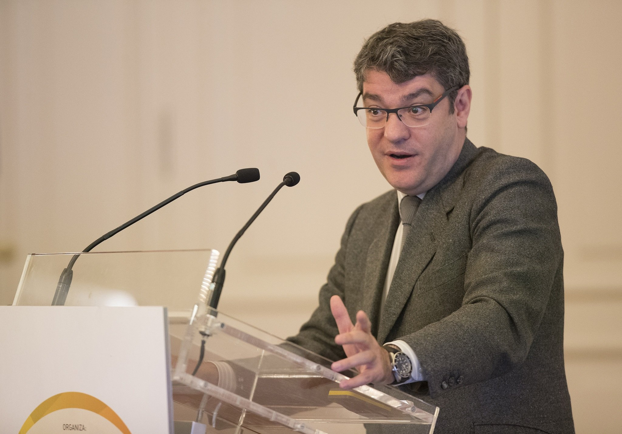 Álvaro Nadal deja la financiación autonómica para la próxima legislatura