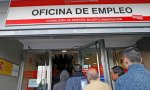 El desempleo aumenta en 97.948 personas, en su peor octubre desde el año 2012