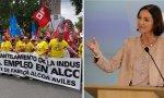 Los trabajadores de Alcoa de las plantas de Avilés y A Coruña siguen con la incógnita sobre su futuro