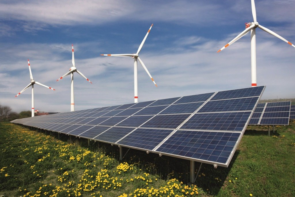 La eólica y la fotovoltaica son las principales renovables que se quieren impulsar en España