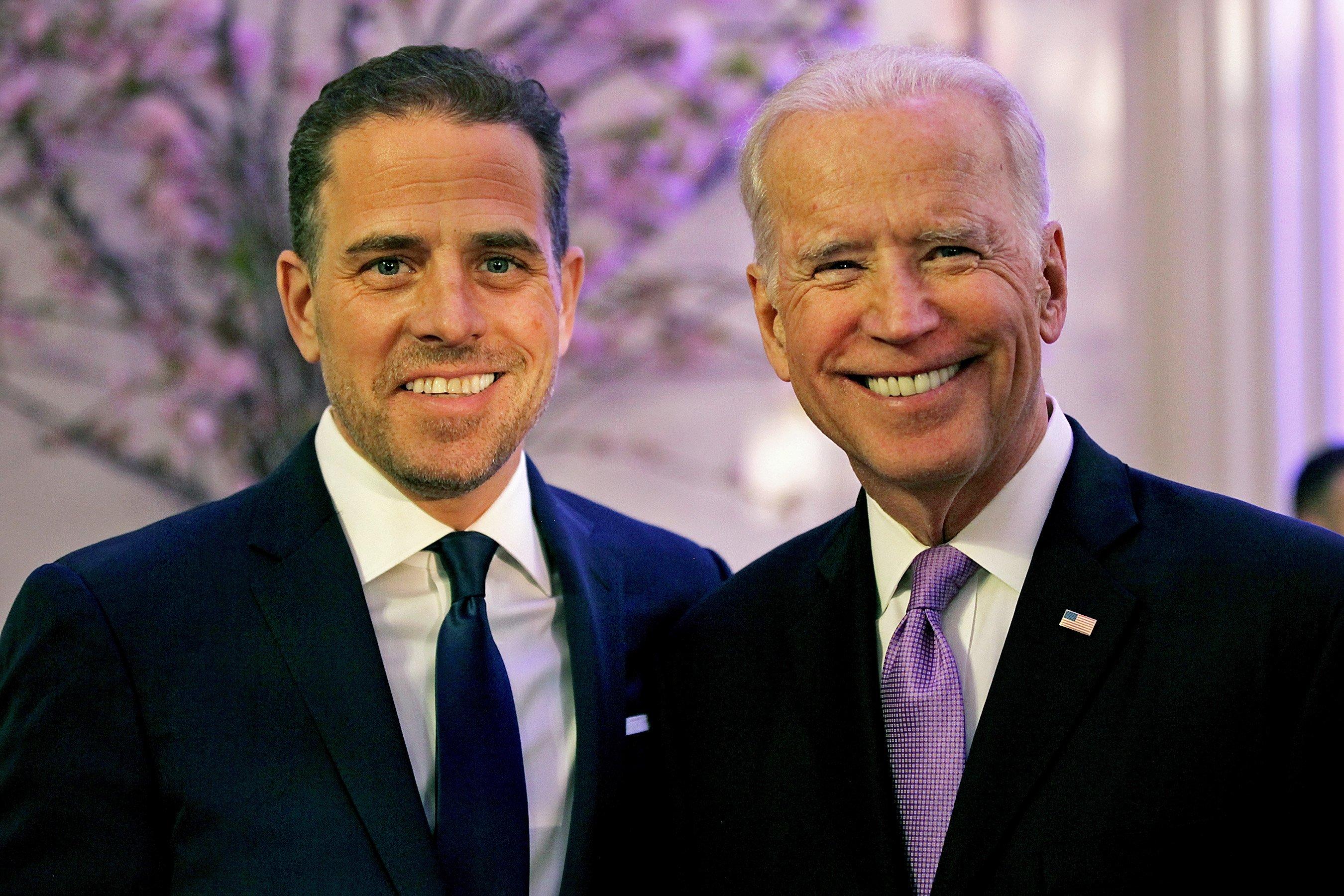 Resultado de imagen para Joe Biden e hijo