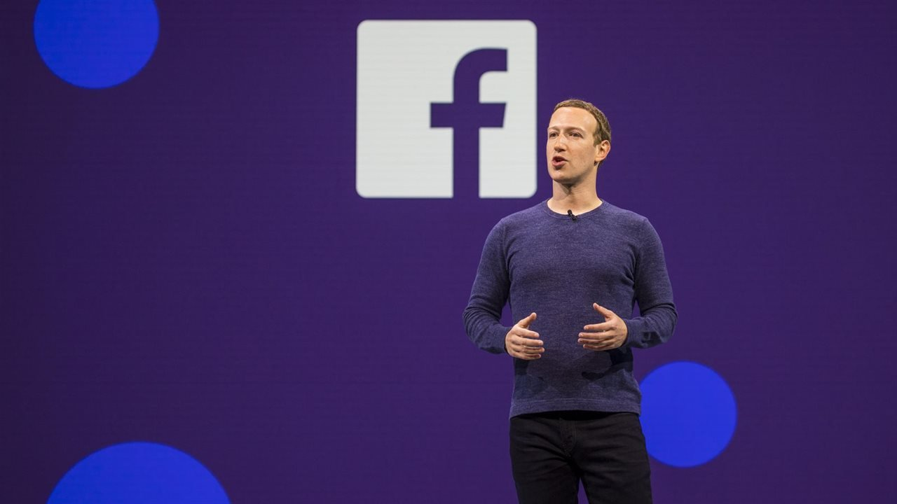 Mark Zuckerberg, uno de los fundadores de Facebook