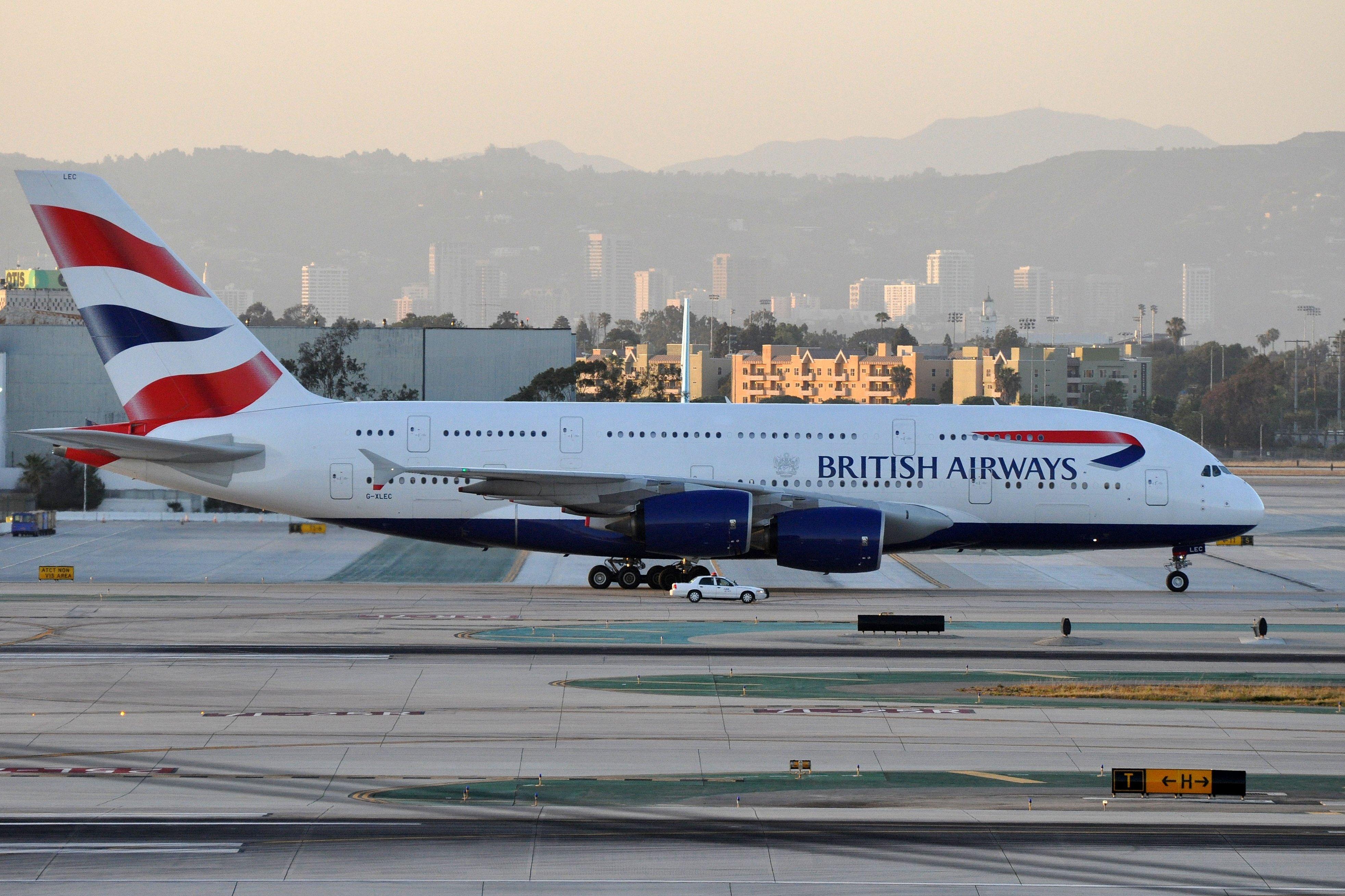 Huelga de los pilotos de British Airways