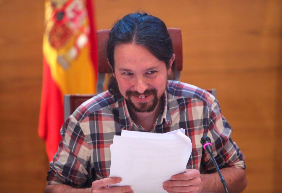 Pablo Iglesias quiere un ministerio