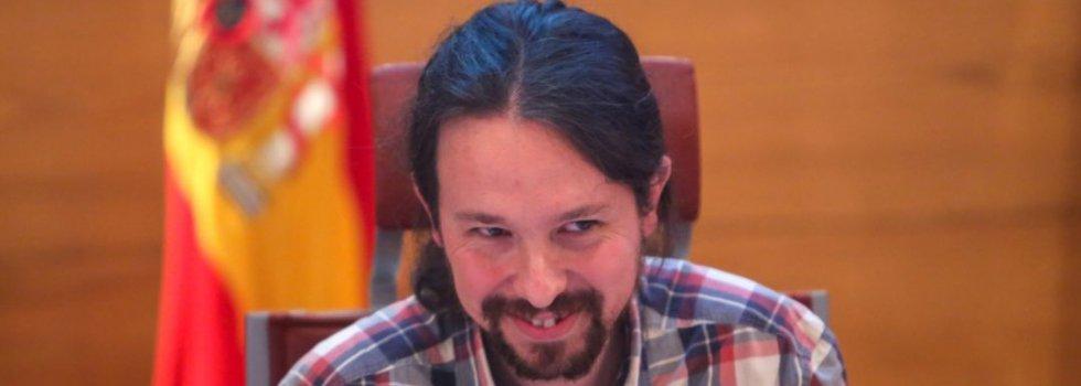 El vicepresidente, Pablo Iglesias