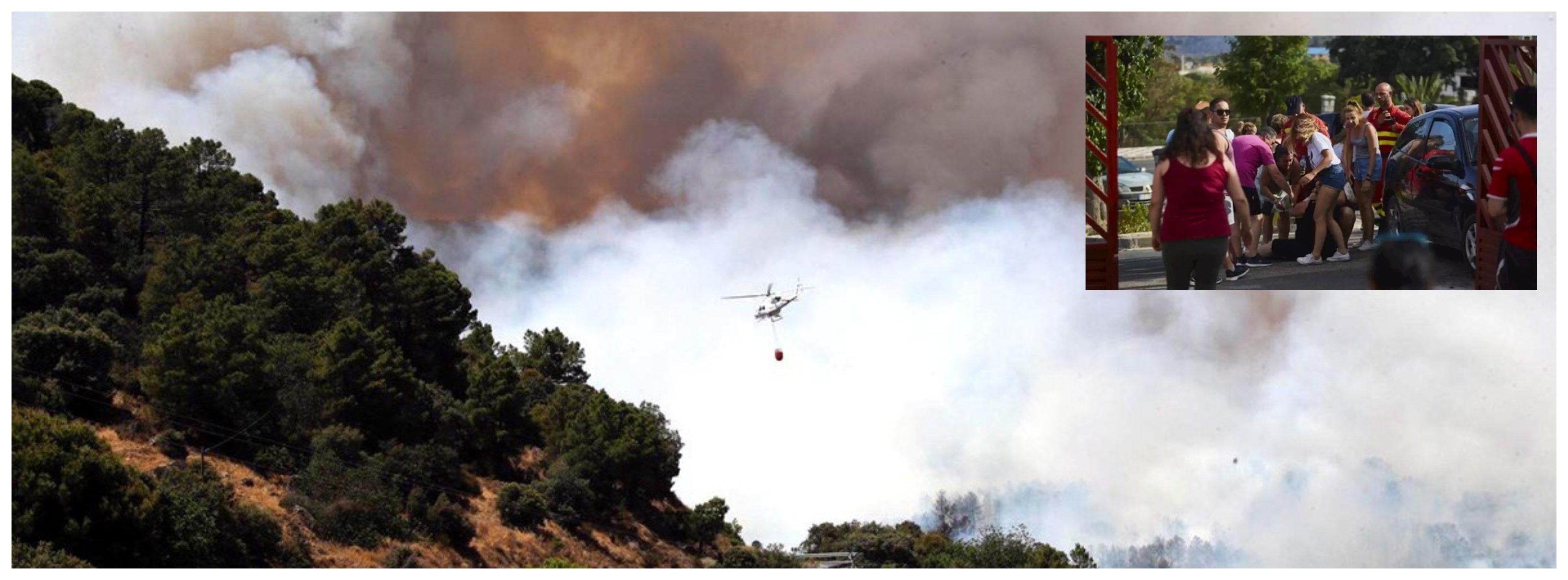 El incendio en Cadalso de los Vidrios ha generado una batalla entre animalistas y vecinos