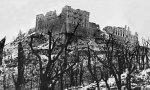 Ruinas de la abadía de Monte Casino