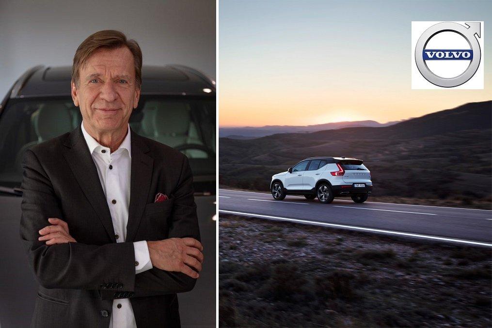 Håkan Samuelsson, CEO de Volvo Cars, prevé un crecimiento continuado para todo el año, pese a la presión que seguirán sufriendo los márgenes