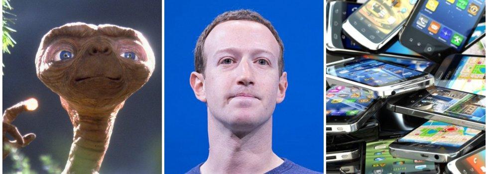 Internet, tenemos tres problemas el Área 51, la moneda virtual de Facebook y el exhibicionismo