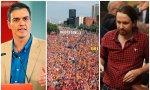 Sólo 'Puchi' puede salvarnos del neocomunismo de Iglesias.
