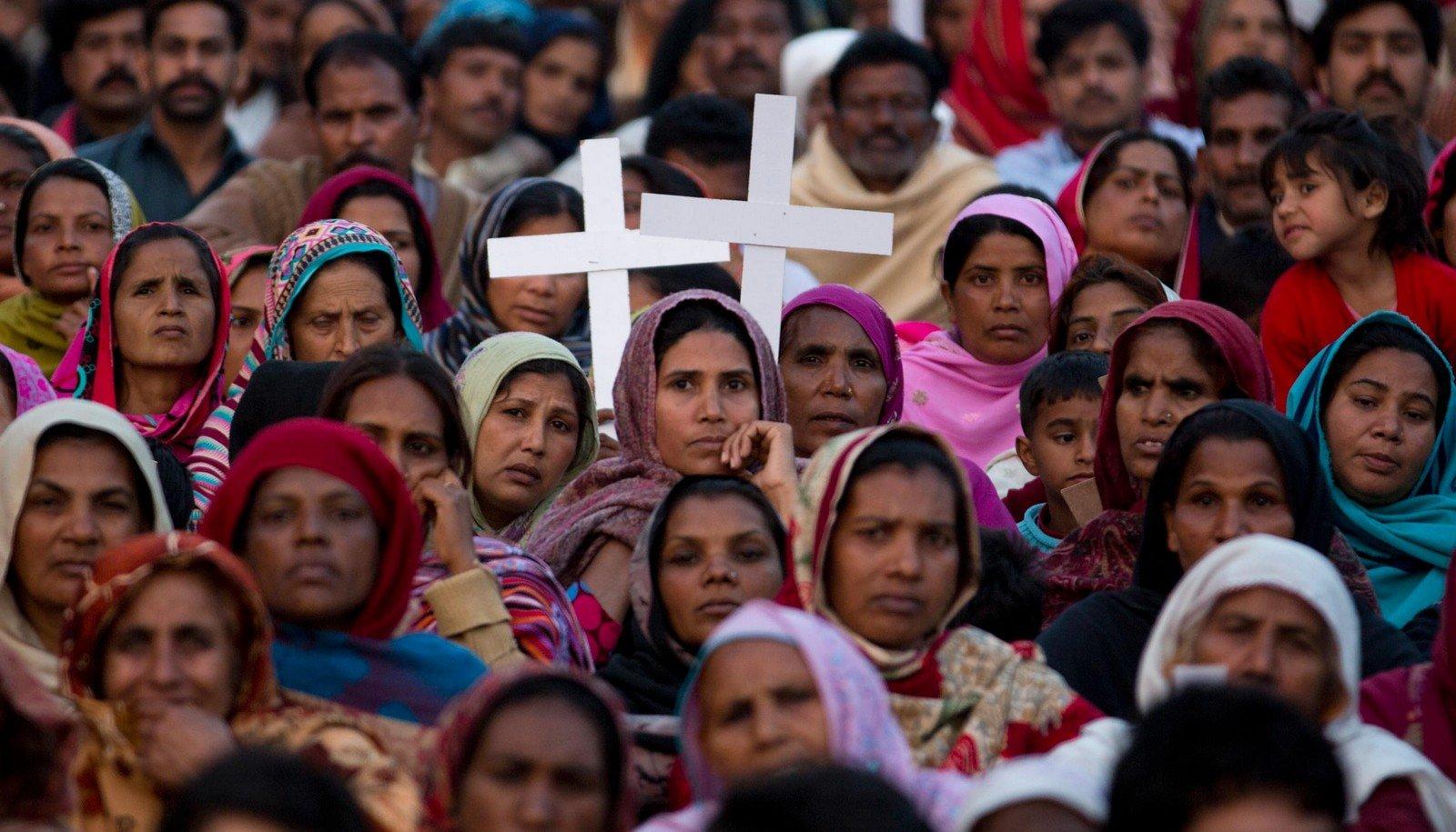 Demasiados cristianos perseguidos solo por el hecho de serlo