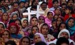 Demasiados cristianos perseguidos sólo por el hecho de serlo