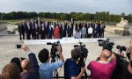 Reunión G 7 en Chantilly