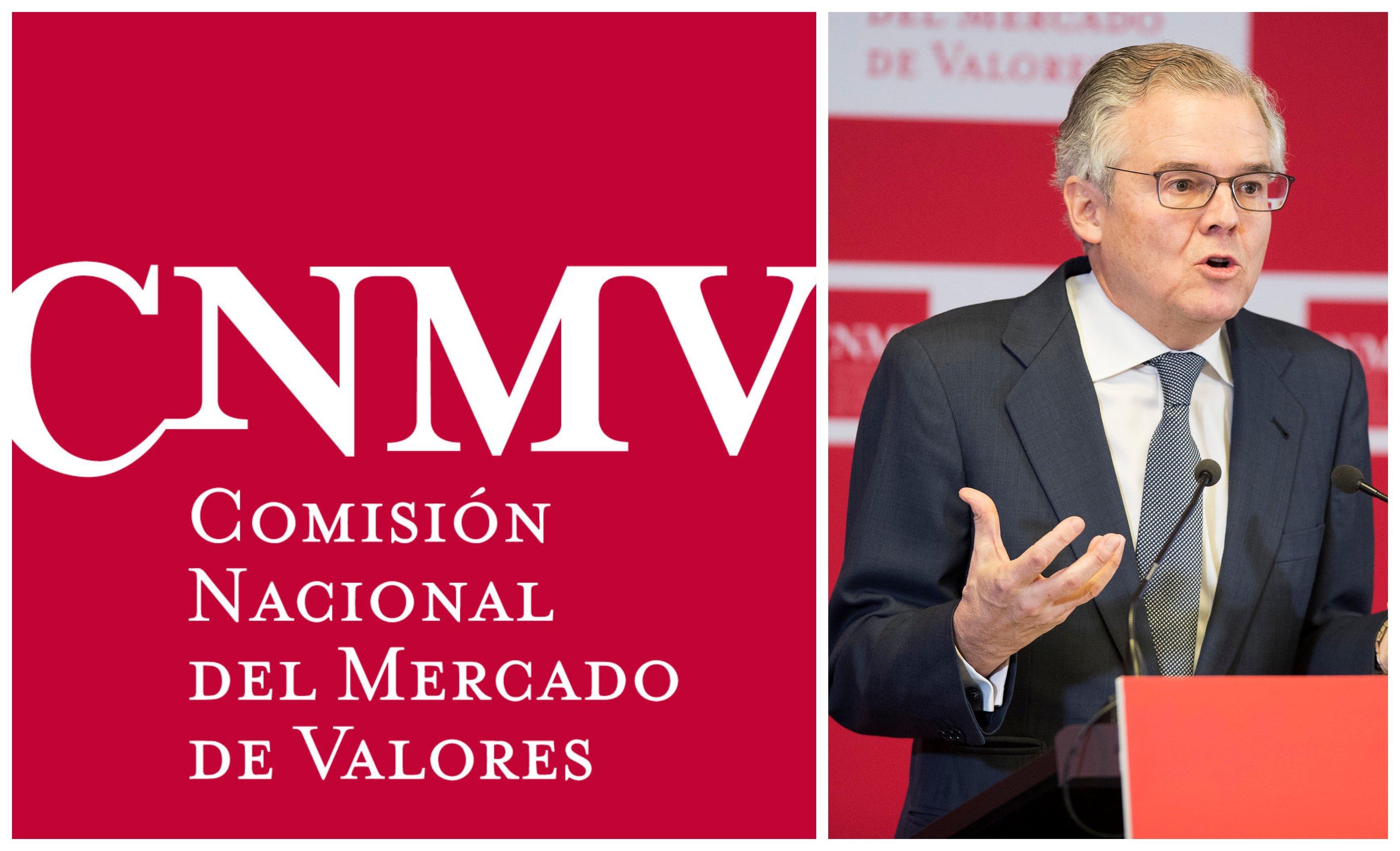 Sebastián Albella y la CNMV