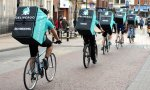 Repartidores Deliveroo
