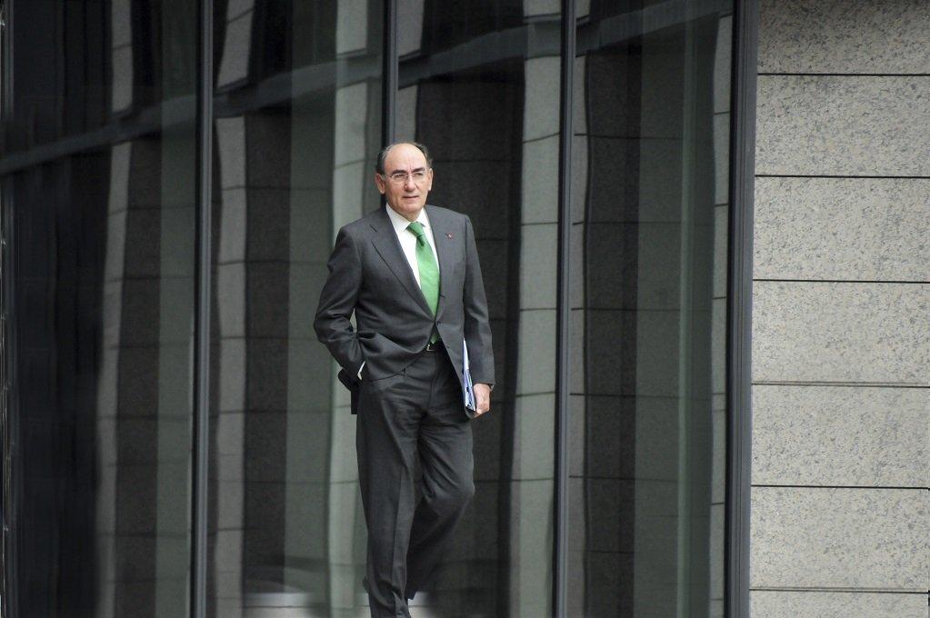 Ignacio Sánchez Galán, presidente de Iberdrola y probablemente uno de los más verdes del Ibex 35