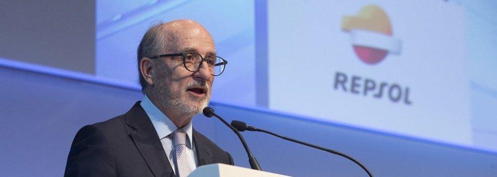 Antonio Brufau es presidente de Repsol desde el 27 de octubre de 2014, cargo en el que seguirá hasta 2023