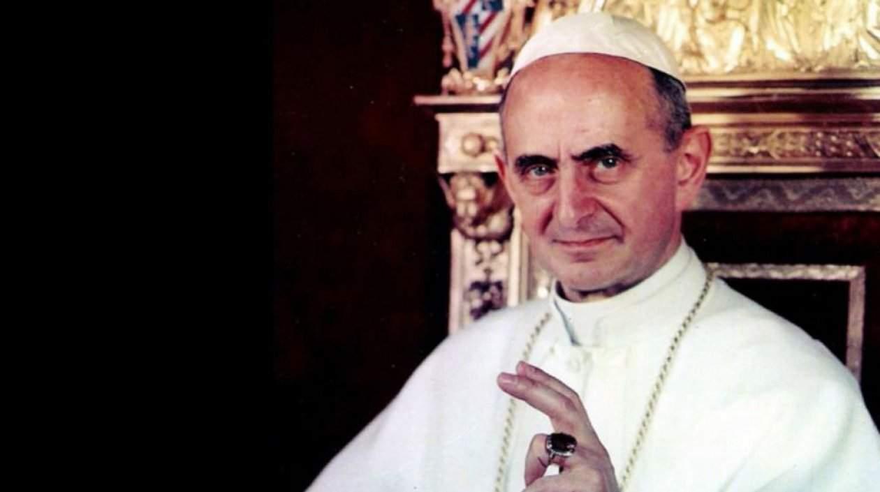 Tras publicarse la 'Humanae vitae', Pablo VI tuvo que reconocer públicamente que el humo de Satanás se había metido dentro de la Iglesia