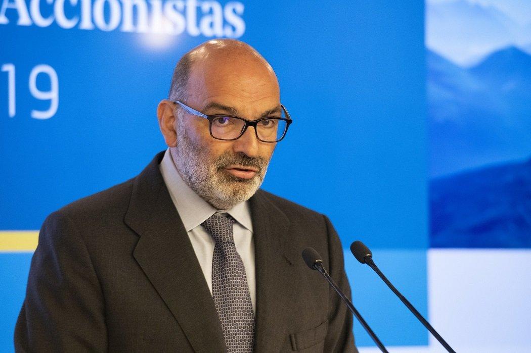 Fernando Abril-Martorell preside Indra desde enero de 2015 y su gran objetivo es permanecer en dicho cargo
