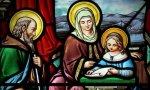 Los abuelos de Jesús. San Joaquín y Santa Ana