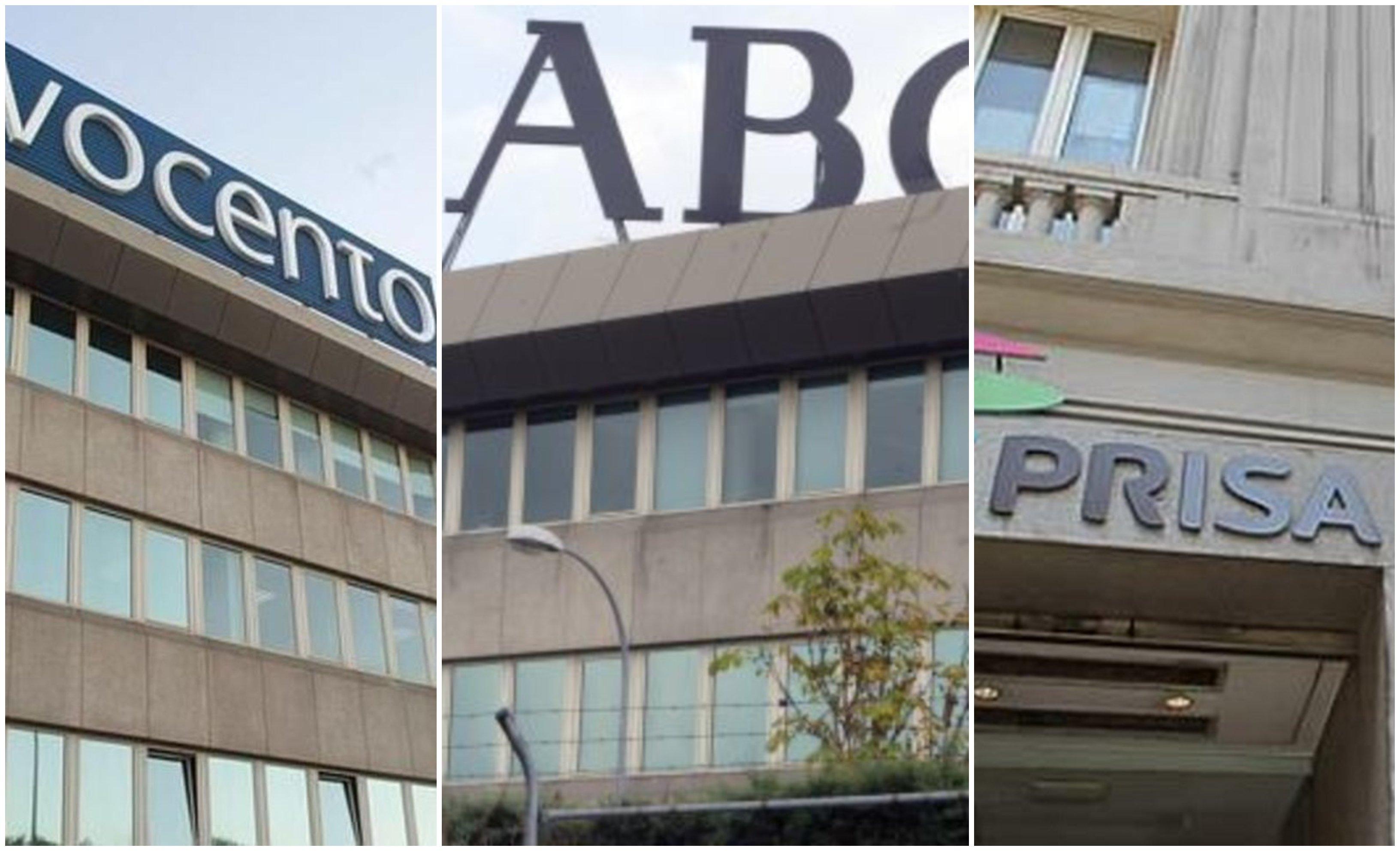 Vocento, hacia el troceo: ABC para las Luca de Tena y la prensa regional para PRISA