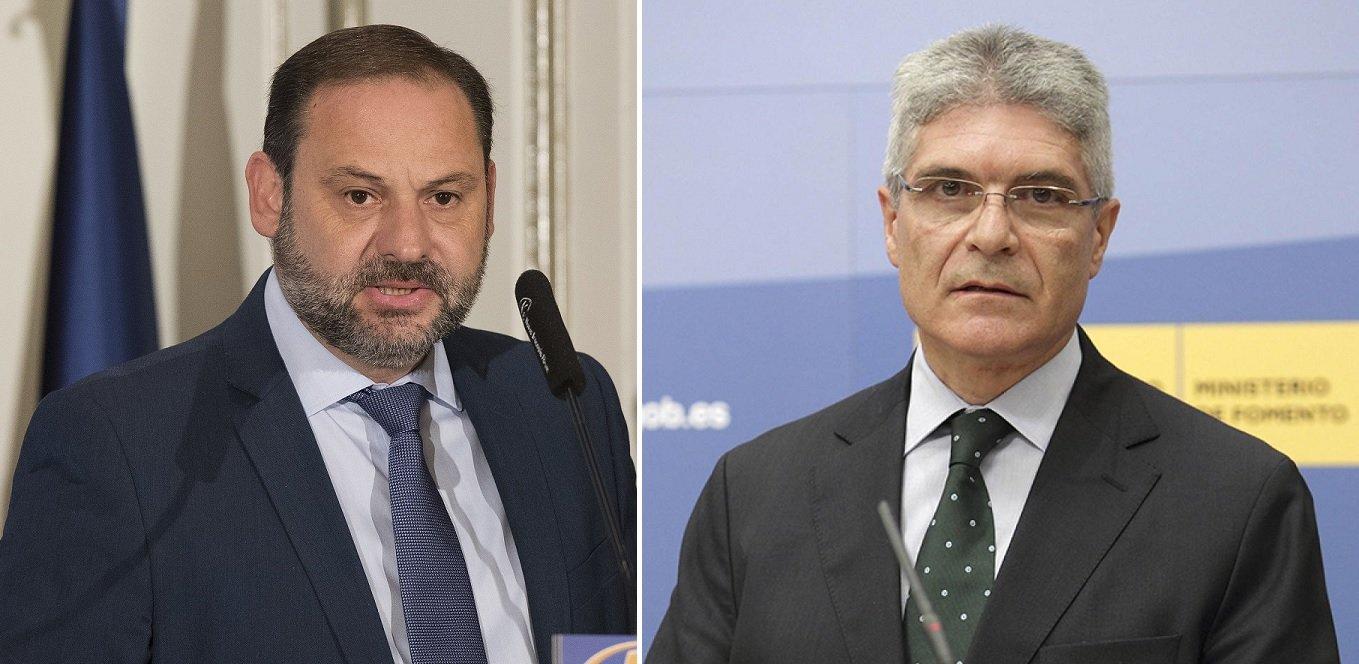 Ábalos no aguanta a Táboas como presidente de Renfe, pero es cuota PSC...
