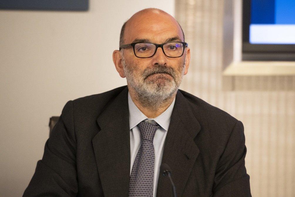 Fernando Abril-Martorell es presidente de INDRA desde enero de 2015