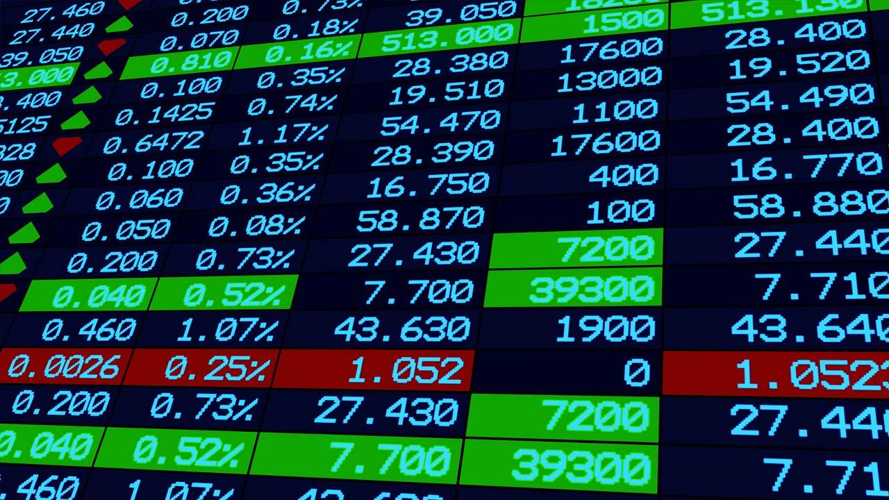El Ibex 35 cae un 2,48 por ciento