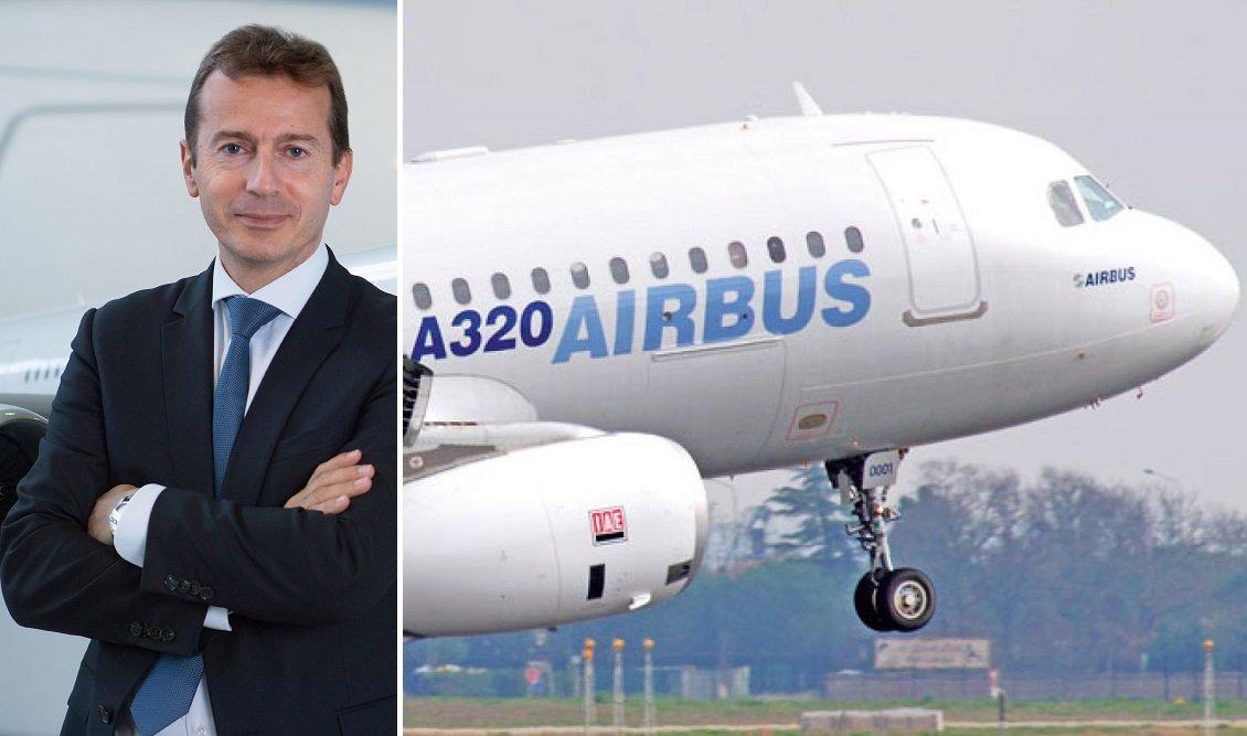 Guillaume Faury, CEO de Airbus, empieza a tomar medidas ante el coronavirus