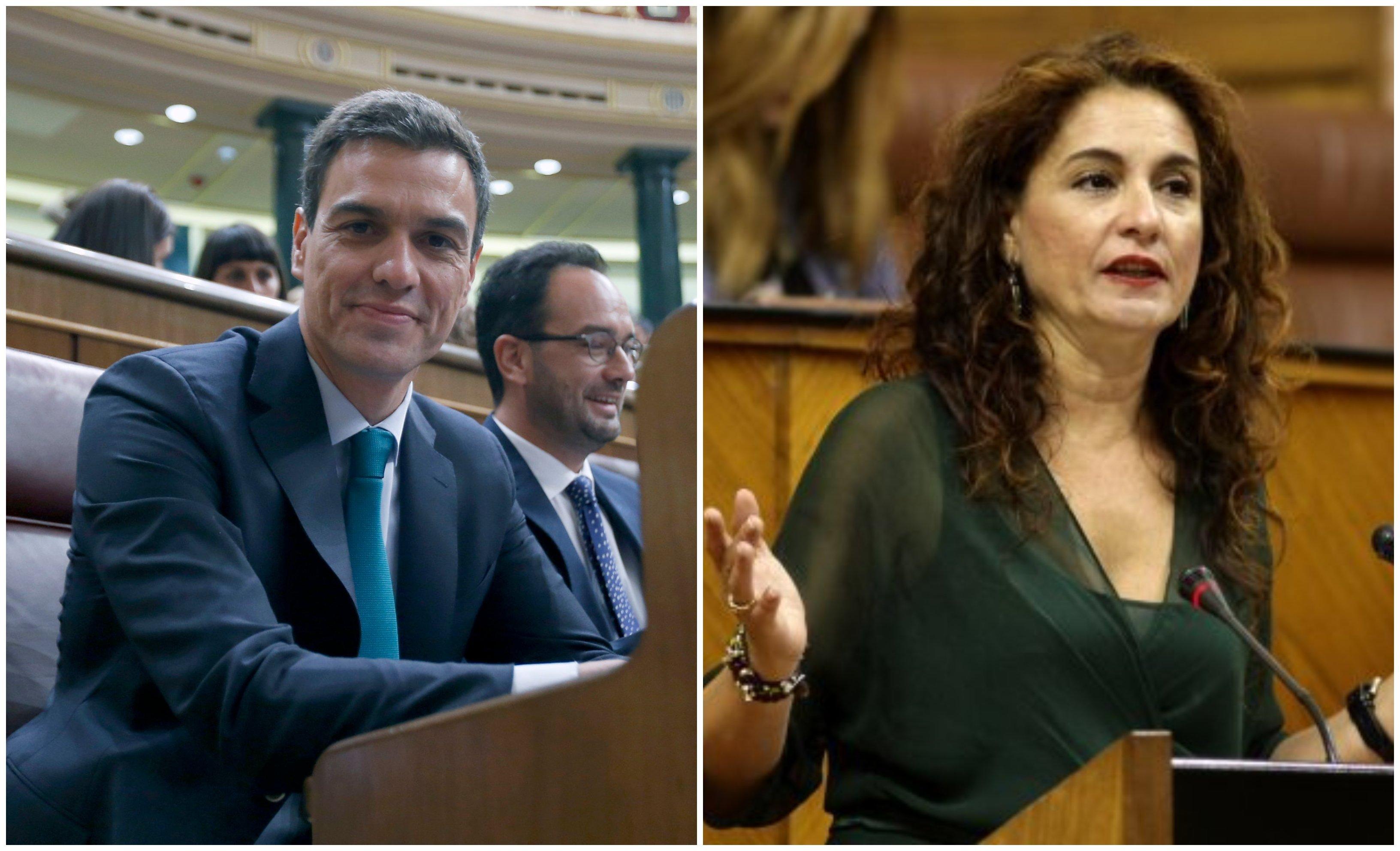 Sánchez y Montero: vamos a contar mentiras tra la lá...