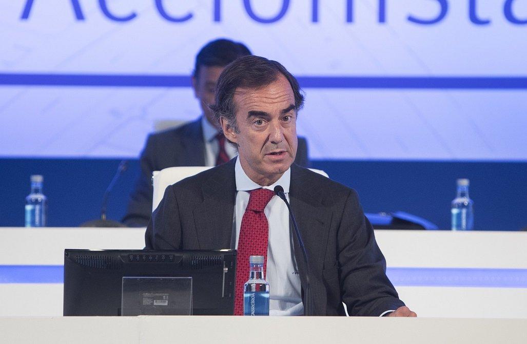 Juan Villar-Mir de Fuentes es presidente de OHL desde junio de 2016