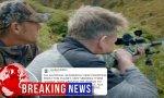 Polémica del chef Gordon Ramsay al cazar él mismo una cabra para cocinarla y comérsela