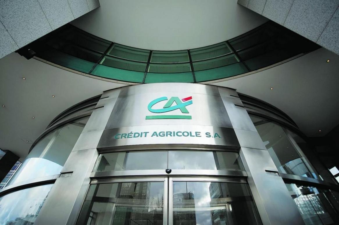 Crédit Agricole.