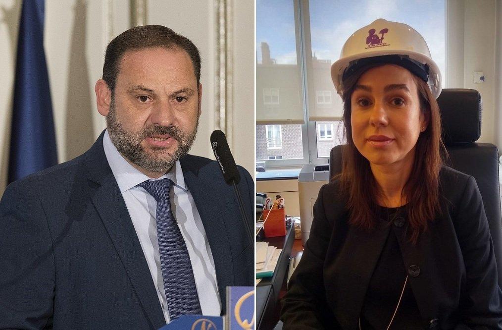 A José Luis Ábalos no le gusta que Isabel Pardo de Vera sea la presidenta de Adif