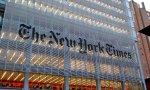 Sede del 'New York Times' en Nueva York, periódico que cumplirá 168 años el próximo septiembre
