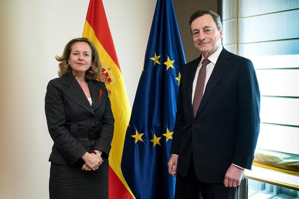 El BCE ya no puede salvarnos y el PSOE miente acerca de la crisis.