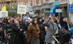 Musulmanas en Estocolmo