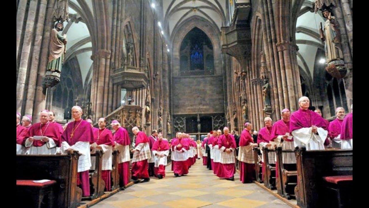 La iglesia Alemana quiere un decálogo nuevo