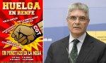 Isaías Táboas, presidente de Renfe, afronta una nueva jornada de huelga
